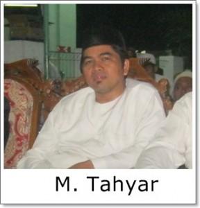 M.Tahyar