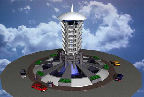 landmark cilegon