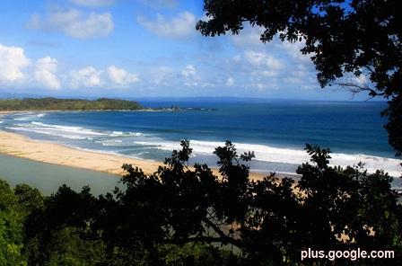 Indahnya-Obyek-Wisata-Pantai-Sawarna-Banten