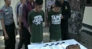 2 ABG Pelaku Sindikat Narkoba Antar Pulau Berhasil Diringkus Polair Banten 2