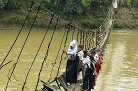 jembatan gantung 2