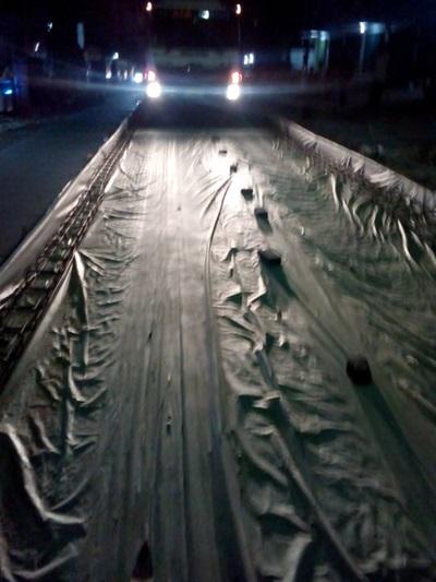 jalan beton