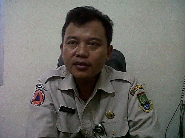 Kepala BPBD Kota Cilegon, Purwadi