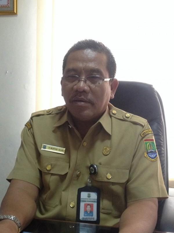 Kepala Dinas Pendidikan Kota Cilegon, Muhtar Gozali. (Foto, Net)
