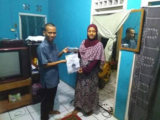 Bantuan PUI Banten