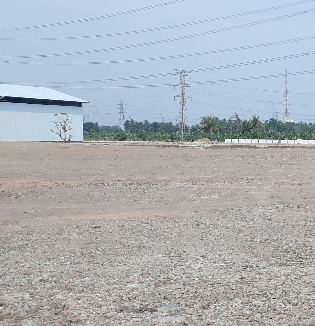 Lokasi PT Cipta Galuh, perusahaan yang berada didalam lokasi PT Putra Galuh Logistik (PGL)