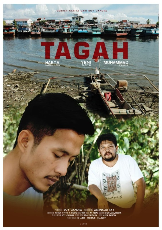 Poster film Tagah. (Dok. Diatunes Management)