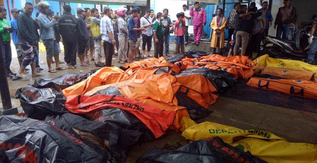 Korban Tsunami Banten