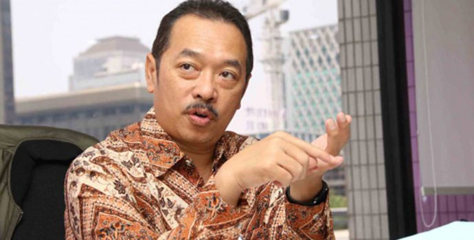 Deputi Bidang Pertambangan, Industri Strategis, dan Media Kementerian Badan Usaha Milik Negara (BUMN) Fajar Harry Sampurno.