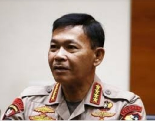 Kapolri Jenderal Idham Khalid