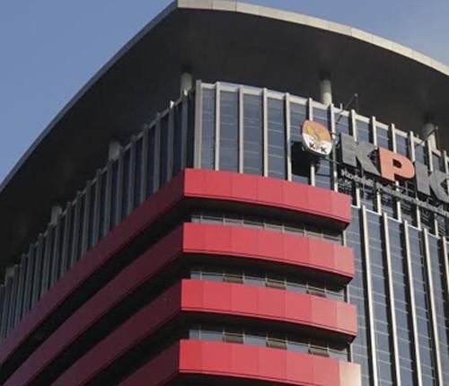 Gedung KPK, Kuningan, Jakarta. (Bidik Banten/Heri Wicaksono)