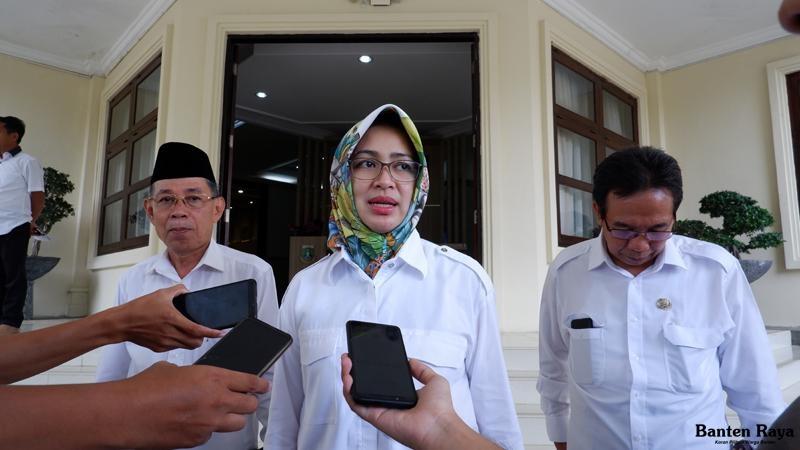 Walikota Tangerang Selatan,  Airin Rachmi Diani