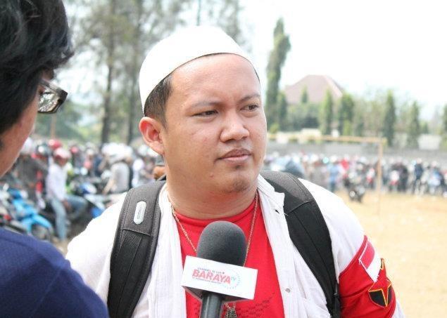 Supriyadi,  Direktur NGO Rumah Hijau