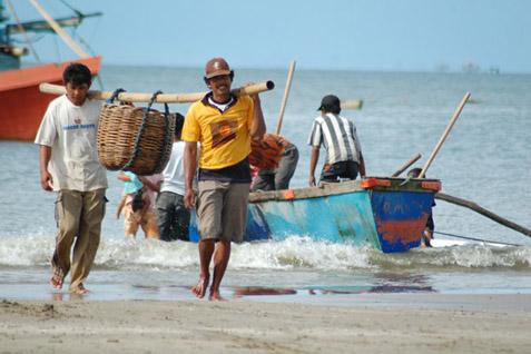 Nelayan Lebak Banten,
