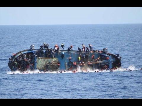 perahu terbalik