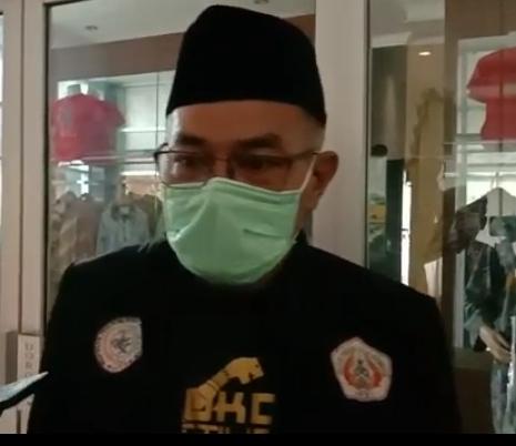 Muharman Kotto ketua IPSI Kota Cilegon