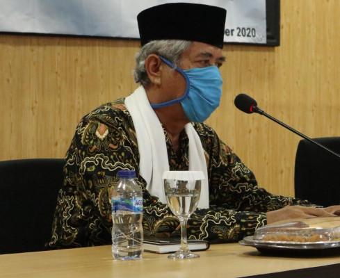 Ketua MUI Kabupaten Serang KH Rahmat Fatoni, LC